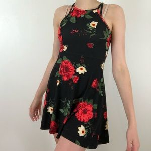 EXTREMELY SOFT FLORAL DRESS! 💜